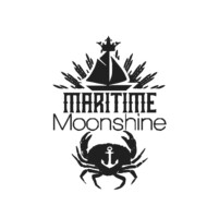Maritime moonshine logo