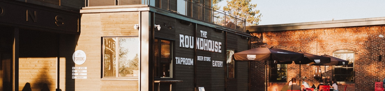 Picaroons Roundhouse Fredericton header