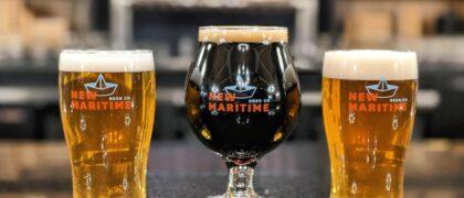 New Maritime Beer Company header