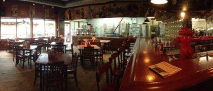 Pump House Brewery Brew Pub header