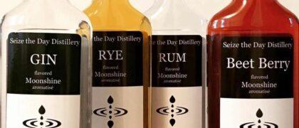 Seize the Day Distillery header